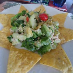 food foodphotography tuna avocado salad