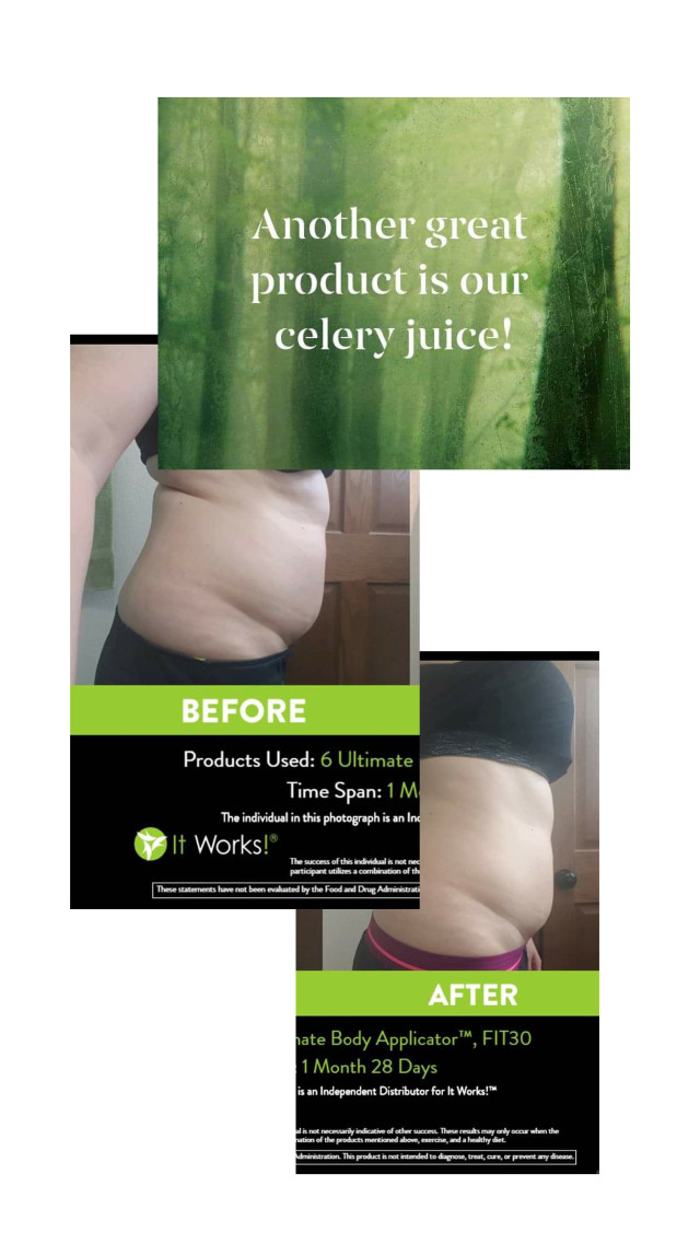 Looking for a healthy way to lose weight? Try our celery juice#nature #itworksgreens