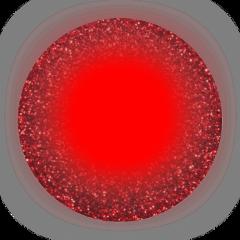 freetoedit red circle glitter