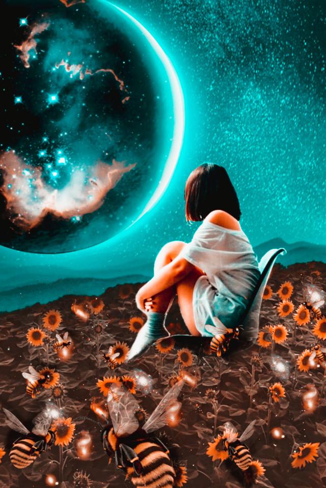 #freetoedit #creative #madewithpicsart #picart #fantasy #interesting #imagination #universe #beauty #tumblr #remixit #remixed