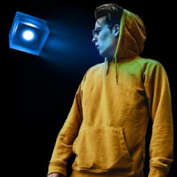glowingeffect neon brillo madewithpicsart freetoedit