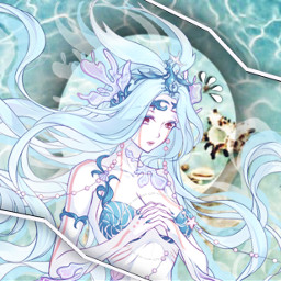 aminegirl mermay mermaid foodfantasy