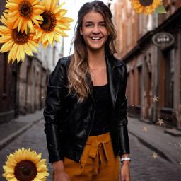freetoedit sunflower smalltowns rcflowerpower flowerpower