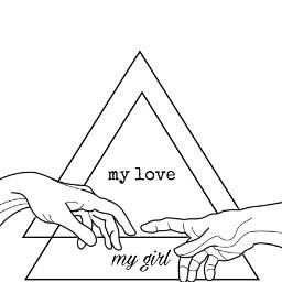 mylove lovely love havesomefun hand freetoedit
