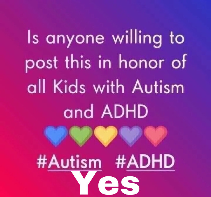 Im one of those many kids with autisim 💚💜💜💙💙💙🤩 #adhd #autism  #freetoedit