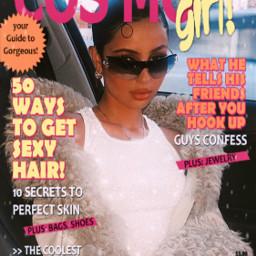 alexademie magazines vogue baddie freetoedit