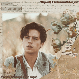 colesprouse vintageaesthetic retro brown beige