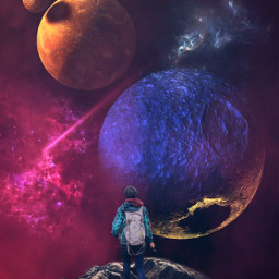 freetoedit myedit space edit galaxy ecsurrealisticworld surrealisticworld