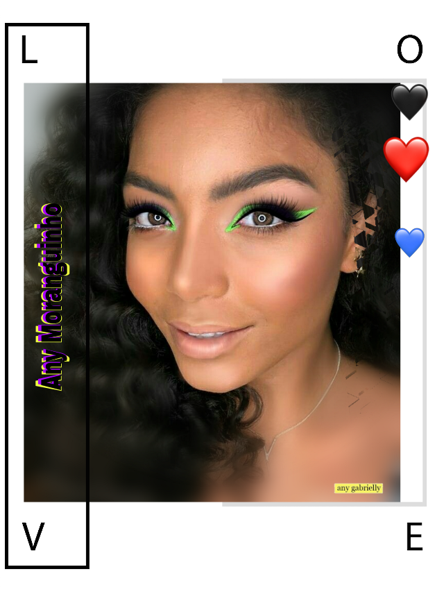 #freetoedit #anygabrielly #nowunited ❤❤