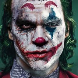 freetoedit joker jokers jokerface face dc scar scary