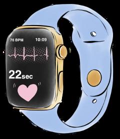 applewatch watch pulse smartwatch washyourhands freetoedit