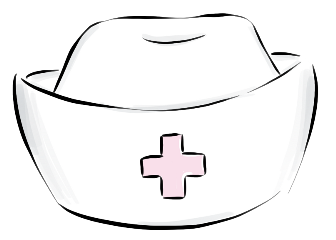 nurselife nursehat medicalcross medic medical freetoedit