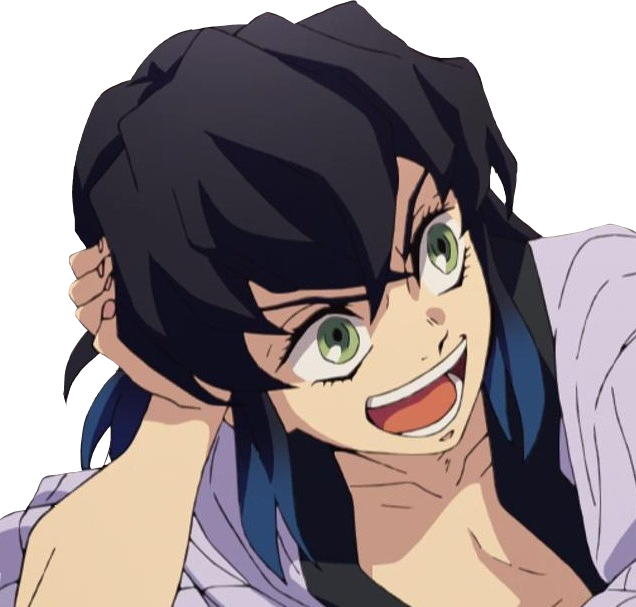 #inosukehashibira #inosuke #kny #kimetsunoyaiba #demonslayer #anime #freetoedit
