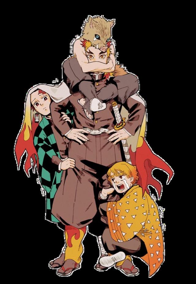 #freetoedit #demonslayer #kimetsunoyaiba #kny #rengoku #sineshine #tanjiro #tanjiroukamado #zenitsuagatsuma #zenitsu #inosuke #inosukehashibira #anime