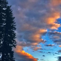 freetoedit sunset myclick myphoto sky