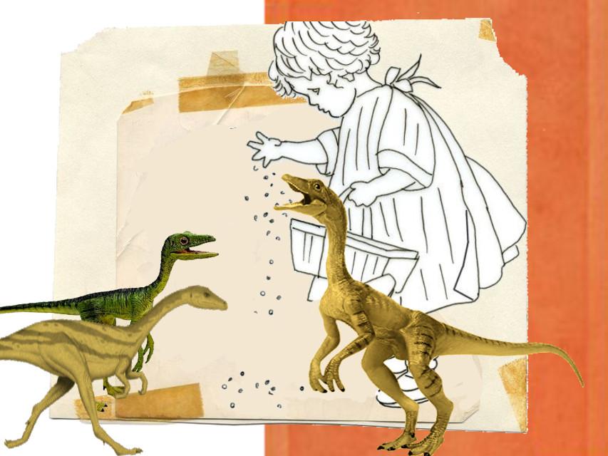 #dinosaur #food