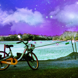 freetoedit artisticedit myedit fantasy bicycle