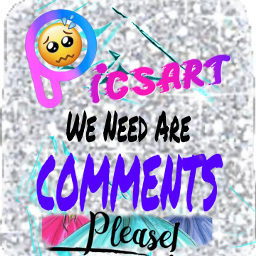 freetoedit needourcomments picsaet sadface exclamation