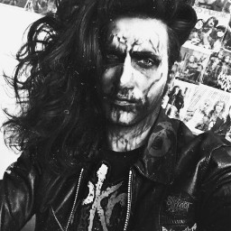 freetoedit goth gothic blackmetal metalhead