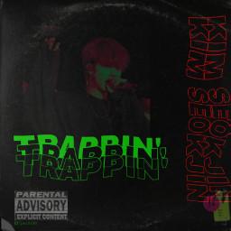 bts grunge trapcoverart coverart trap freetoedit