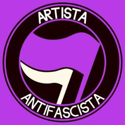 antifascista artista brasil antiracism