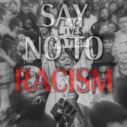 blacklivesmatter stoptheviolence racism stop blackpeople freetoedit