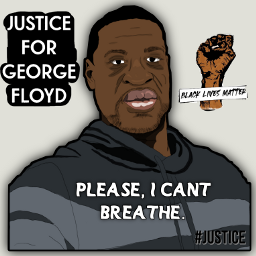 freetoedit justiceforgeorgeflyod blacklivesmatter art artwork