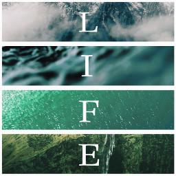 life background nature freetoedit