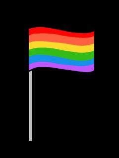 freetoedit lgbtpride lgbt pride flag