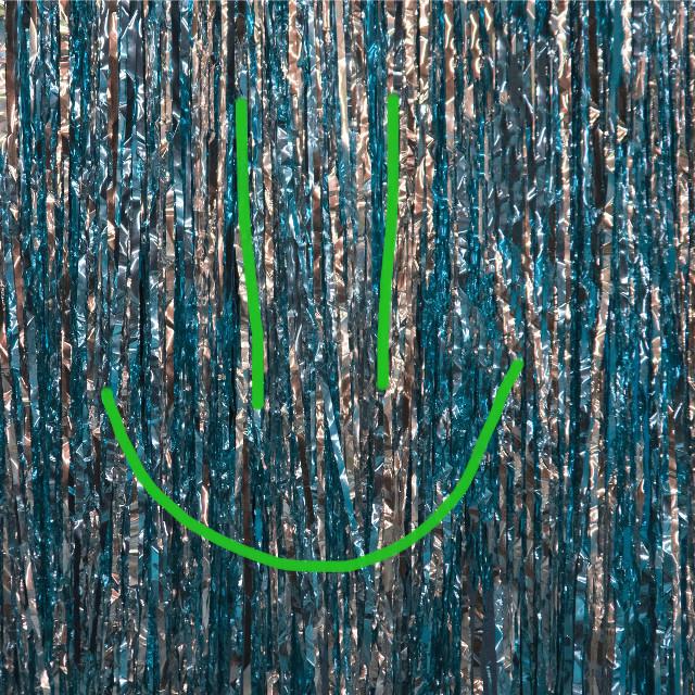 #tassels #streamers #smiley #freetoedit