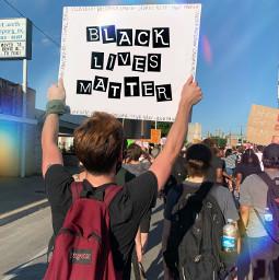 freetoedit blm blacklivesmatter protest peaceful
