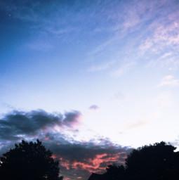 sunset summer night minnesota june2020 freetoedit
