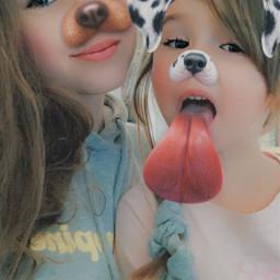 freetoedit sister snapchat loveyou sisterlove