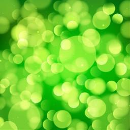 bokeheffect bokehlights green greenland background freetoedit