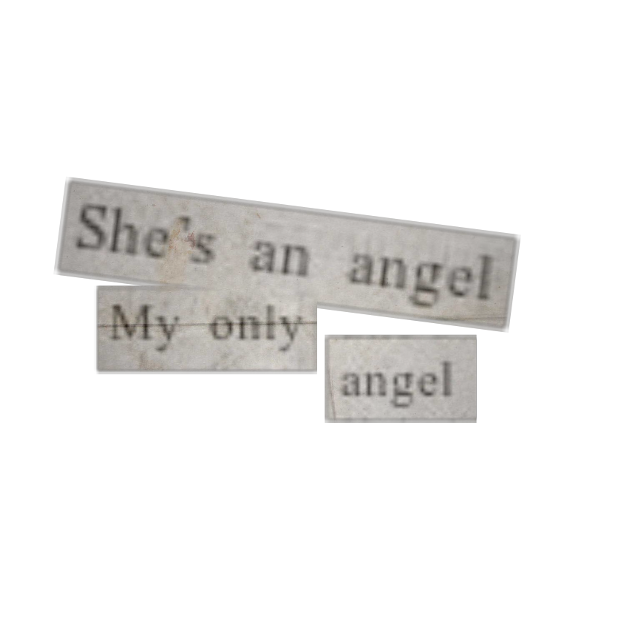 Only angel ❤️❤️ #harrystyles #lyrics #newspaper #aesthetic #old #text #edit #angel #onedirection #love #cute #newspaperedit #harry