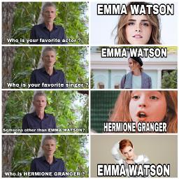 emmawatson hermionegranger emmawatsonfans freetoedit