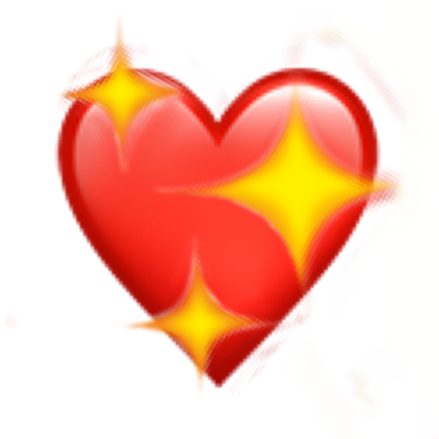#Сердцеэмоджи #сердцесискрами #сердечко #красный #крачноесердце