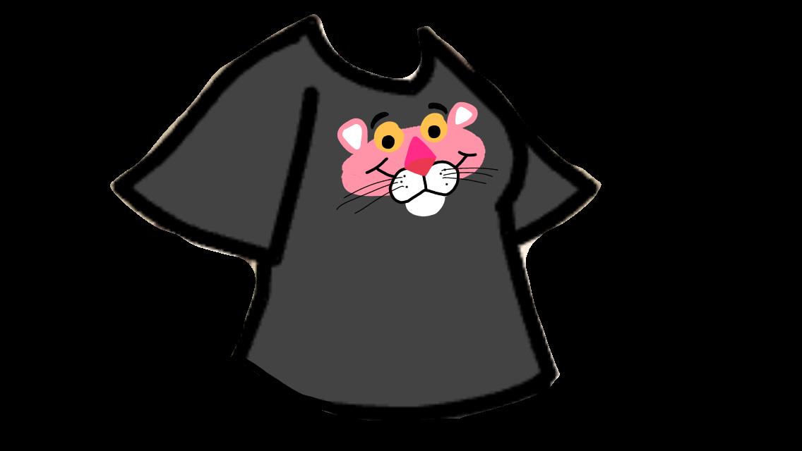 G essayer de repriduire min tee shirt#pinkpantere