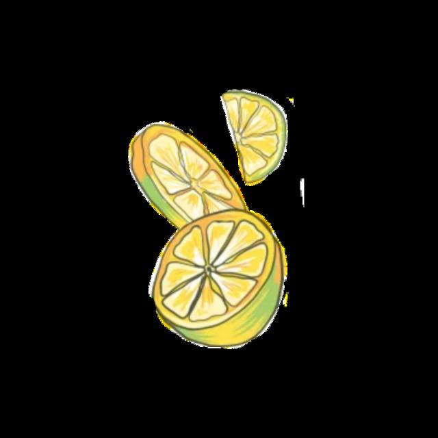 #freetoedit #lemon #lemons #cute #sour #yellow #drawing #fruits #food #fruit #sticker