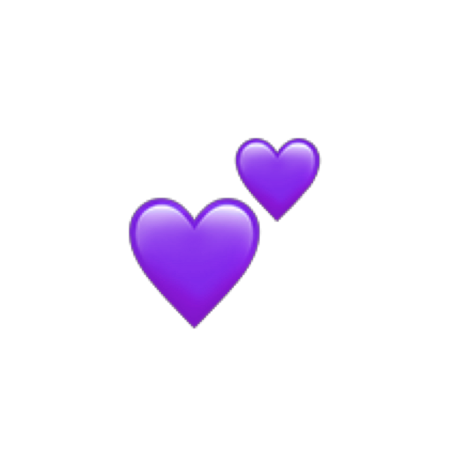 #freetoedit #purple #purpleheart #hearts #heart #heartshapes #heartemoji #purples #purple💜 #remixit #remix #sticker #stickers