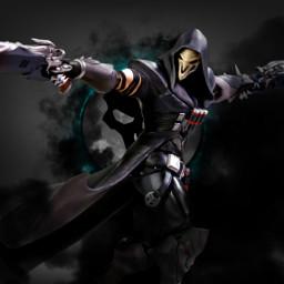 freetoedit reaper overwatchreaper overwatch overwatchart