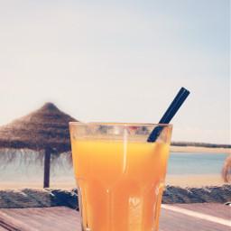 simple fresh invigorating orangejuice pleasant freetoedit