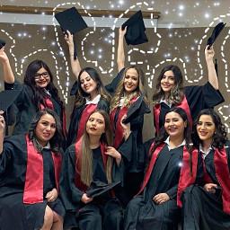 graduate 2020 classmates coro
