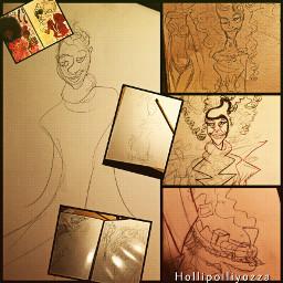 art sketcher sketchbookpro sketching newchannel scarfs