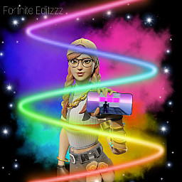 aura rainbow fortnite edit fortniteeditzzz freetoedit