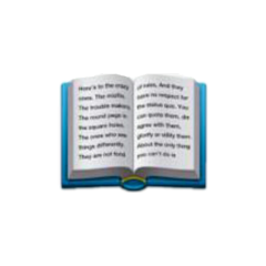 freetoedit book bookemoji read reading