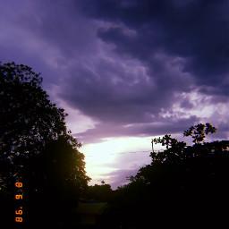 photography freetoedit sky myphoto sunset