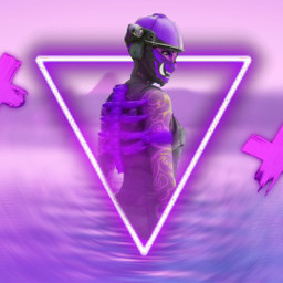 freetoedit freelogo manic purple fortnite
