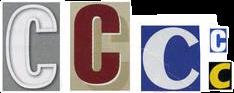 freetoedit c letters newspaper recortes