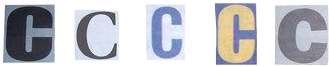 freetoedit c recorte collage letters
